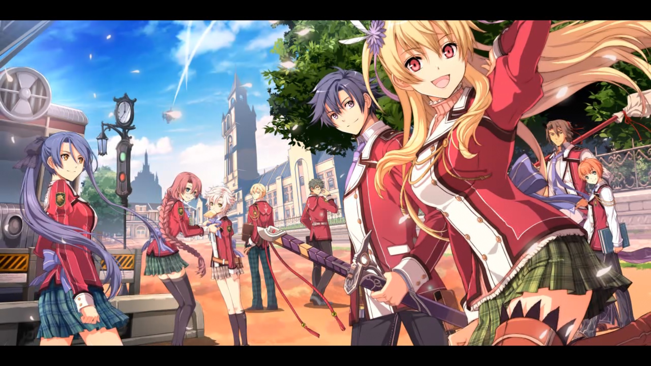 Trails Of Cold Steel Class Vii The Mental Attic