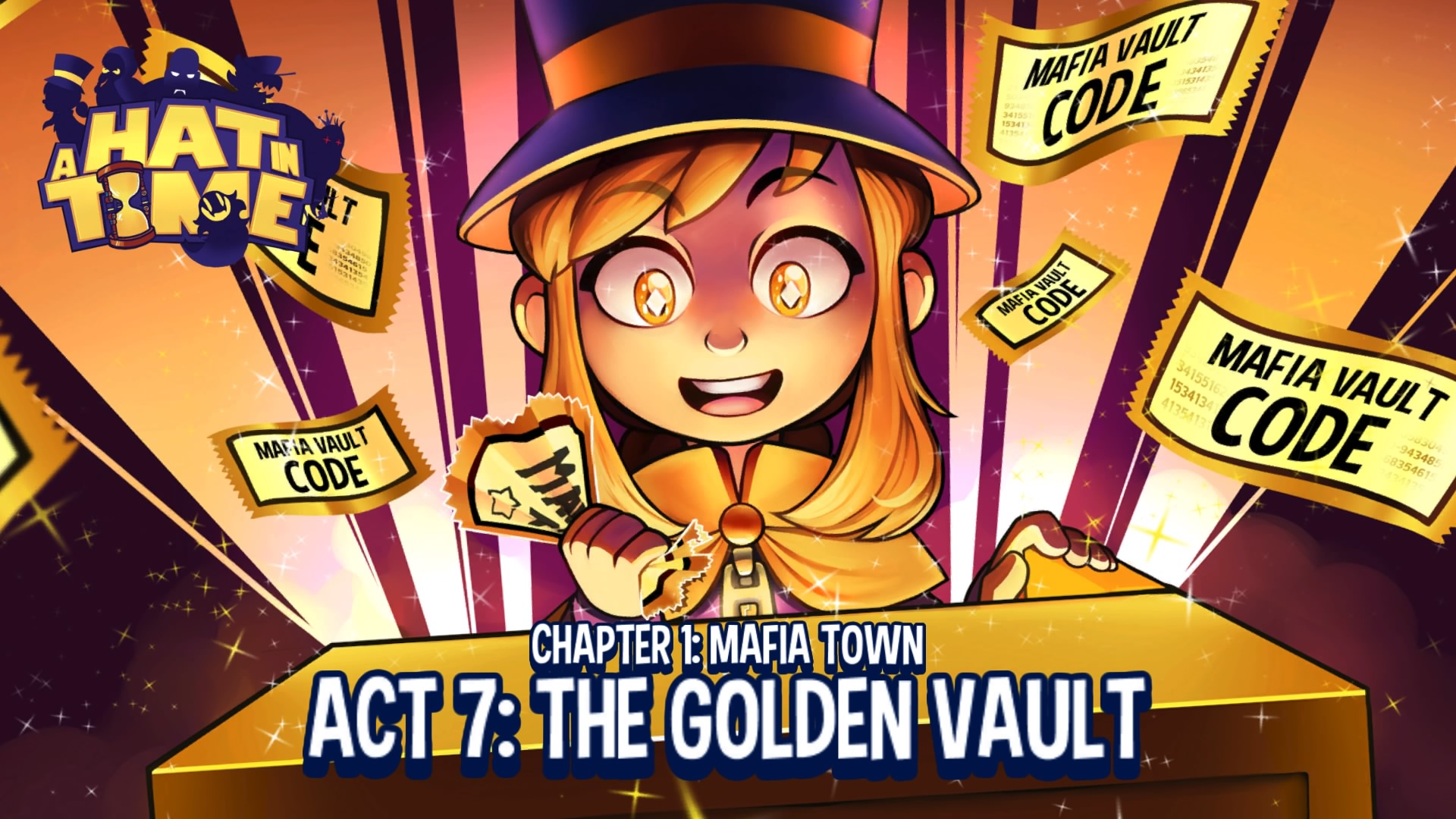 A Hat In Time Gooooold The Mental Attic
